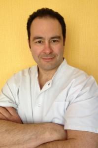 Laurent Khodara - Ostéopathe a Paris 08